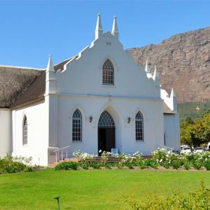 Exterior Le Franschhoek Hotel & Spa South Africa Honeymoons