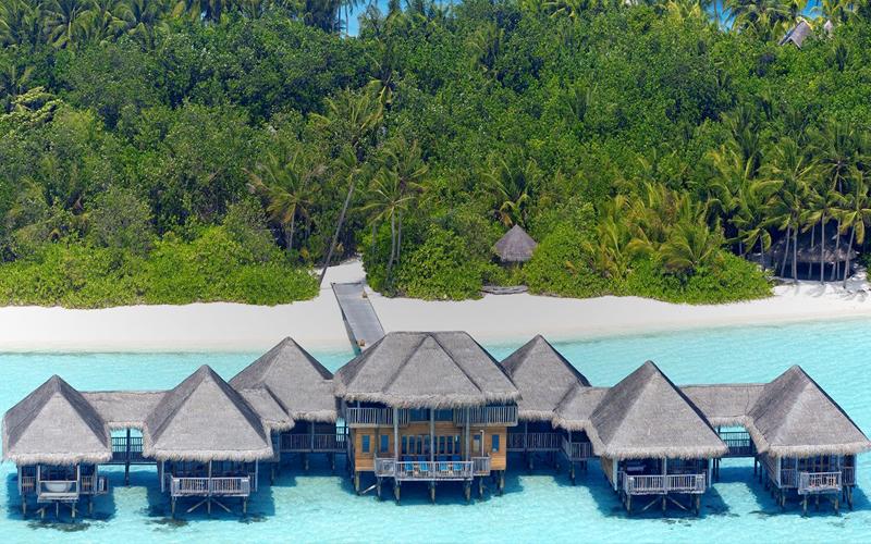 Gili Lankanfushi Maldives Meera Spa