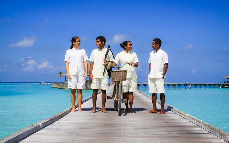Gili Lankanfushi Maldives Mr Friday2