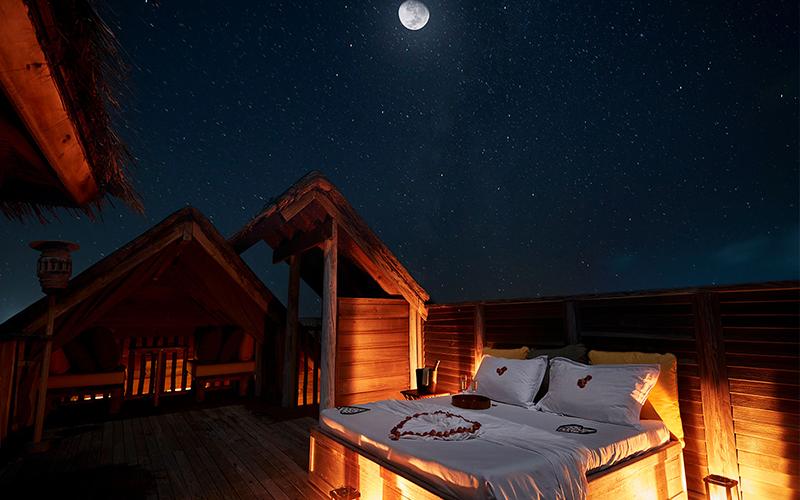 Gili Lankanfushi Maldives Sleeping Under The Stars