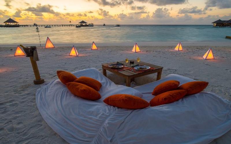 Gili Lankanfushi Maldives Sleeping Under The Stars2