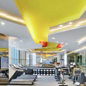 Gym V Hotel Dubai, Curio Collection By Hilton Dubai Honeymoons