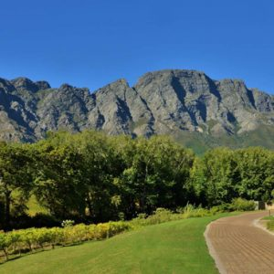 Hotel Exterior1 Le Franschhoek Hotel & Spa South Africa Honeymoons