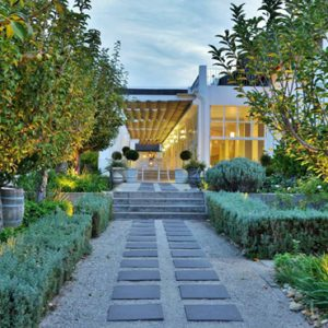 Hotel Exterior3 Le Franschhoek Hotel & Spa South Africa Honeymoons