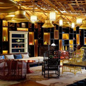 Hotel Lobby1 Hotel Indigo Bali Seminyak Beach Bali Honeymoons