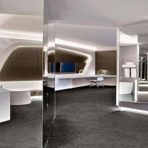 King Deluxe Room V Hotel Dubai, Curio Collection By Hilton Dubai Honeymoons