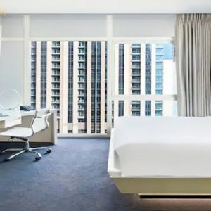 King Deluxe Room2 V Hotel Dubai, Curio Collection By Hilton Dubai Honeymoons