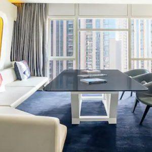 King Mega Suite3 V Hotel Dubai, Curio Collection By Hilton Dubai Honeymoons