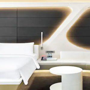 King Very Deluxe Room3 V Hotel Dubai, Curio Collection By Hilton Dubai Honeymoons
