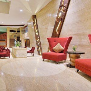 Lobby3 De Vins Sky Hotel Seminyak Bali Honeymoons
