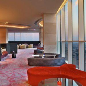 Lounge View V Hotel Dubai, Curio Collection By Hilton Dubai Honeymoons