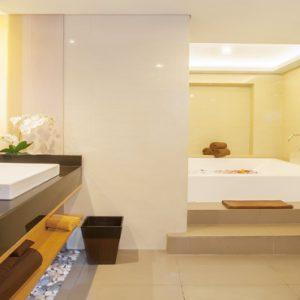 Nari Spa Couple Room De Vins Sky Hotel Seminyak Bali Honeymoons