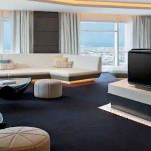 Penthouse1 V Hotel Dubai, Curio Collection By Hilton Dubai Honeymoons