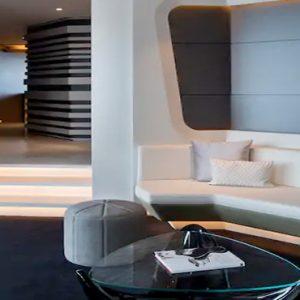 Penthouse2 V Hotel Dubai, Curio Collection By Hilton Dubai Honeymoons