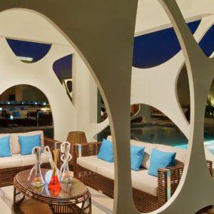 Pool Cabana V Hotel Dubai, Curio Collection By Hilton Dubai Honeymoons