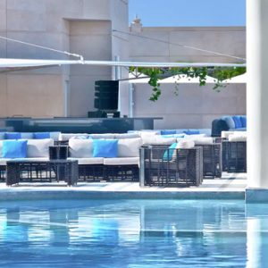 Pool1 V Hotel Dubai, Curio Collection By Hilton Dubai Honeymoons