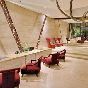 Reception And Lobby De Vins Sky Hotel Seminyak Bali Honeymoons