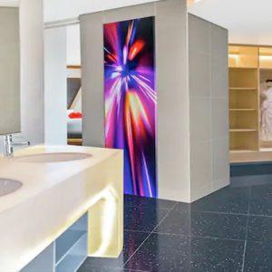 Round Bed V Suite3 V Hotel Dubai, Curio Collection By Hilton Dubai Honeymoons