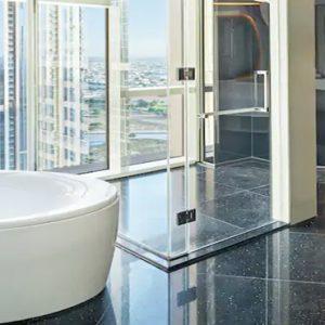 Round Bed Vantage Suite2 V Hotel Dubai, Curio Collection By Hilton Dubai Honeymoons