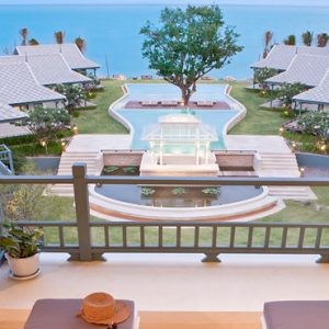 Seaside Suite2 Devasom Hua Hin Resort Thailand Honeymoons