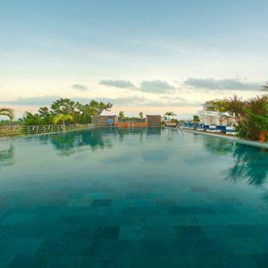 Sky Pool De Vins Sky Hotel Seminyak Bali Honeymoons