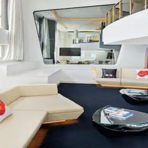 Sky Villa1 V Hotel Dubai, Curio Collection By Hilton Dubai Honeymoons