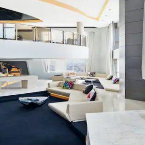 Sky Villa3 V Hotel Dubai, Curio Collection By Hilton Dubai Honeymoons