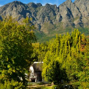 Standard Family Room 3 Le Franschhoek Hotel & Spa South Africa Honeymoons