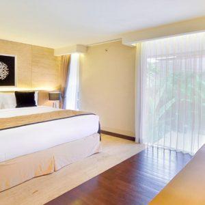 Superior Room De Vins Sky Hotel Seminyak Bali Honeymoons