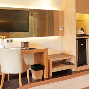 Superior Room1 De Vins Sky Hotel Seminyak Bali Honeymoons