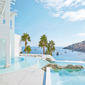 Thumbnail Grecotel Mykonos Blu Hotel Greece Honeymoons