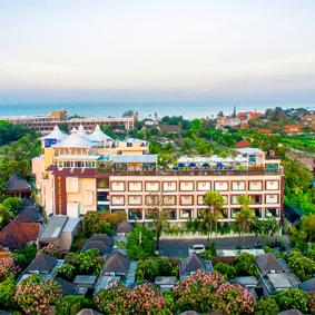 Thumbnail De Vins Sky Hotel Seminyak Bali Honeymoons