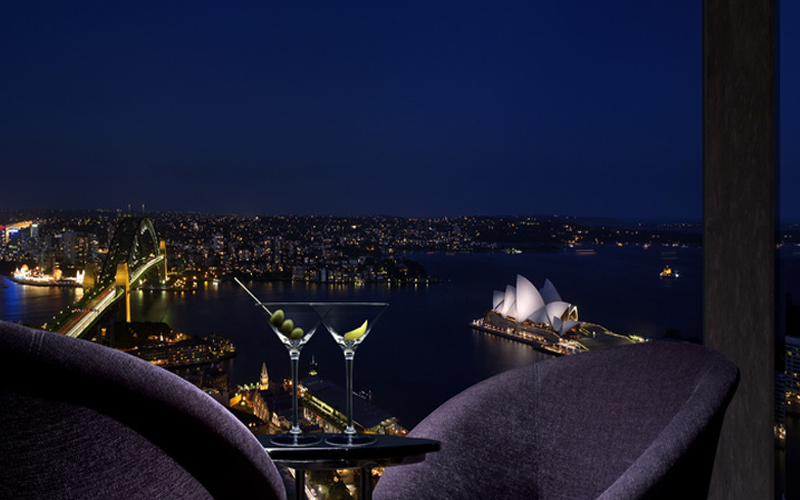 Top Romantic Things To Do In Sydney Blu Bar On 36