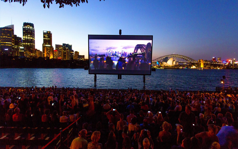 Top Romantic Things To Do In Sydney Open Air Cinema