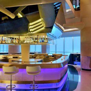 V Lounge1 V Hotel Dubai, Curio Collection By Hilton Dubai Honeymoons