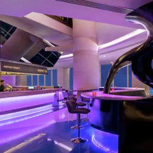 V Lounge2 V Hotel Dubai, Curio Collection By Hilton Dubai Honeymoons