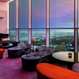 V Lounge3 V Hotel Dubai, Curio Collection By Hilton Dubai Honeymoons