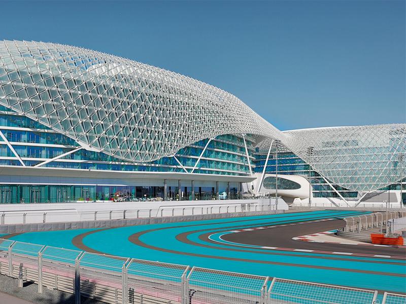 W Abu Dhabi Abu Dhabi Vs Dubai Honeymoon