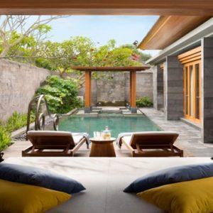 Wangsa One Bedroom Pool Villa3 Hotel Indigo Bali Seminyak Beach Bali Honeymoons