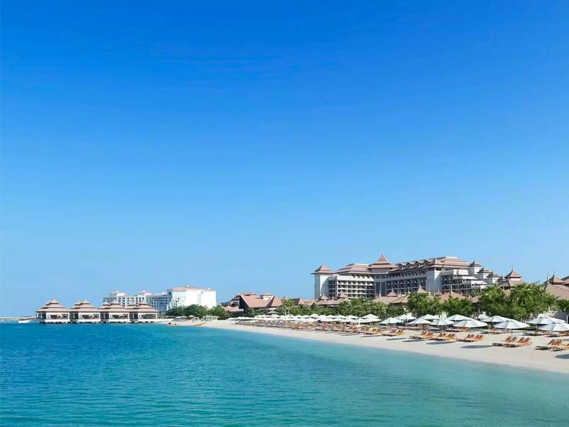 Anantara The Palm Dubai Abu Dhabi Vs Dubai Honeymoon