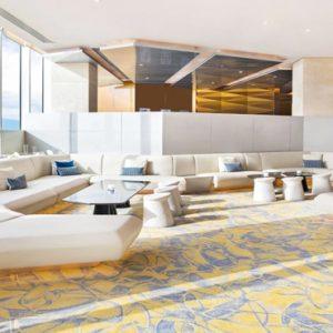 Lobby V Hotel Dubai, Curio Collection By Hilton Dubai Honeymoons