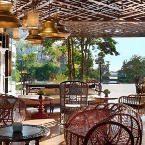 Lobby Lounge Hotel Indigo Bali Seminyak Beach Bali Honeymoons
