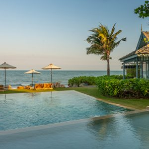 Pool2 Devasom Hua Hin Resort Thailand Honeymoons