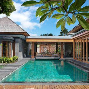 Villa Pool Hotel Indigo Bali Seminyak Beach Bali Honeymoons