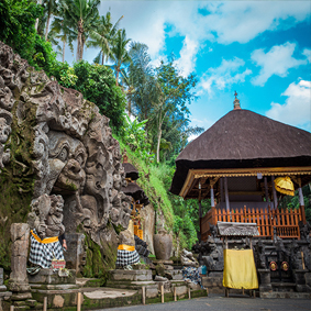 Elephant Cave Best Things To Do In Bali Bali Honeymoons