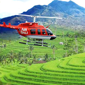 Hop On Helicopter Best Things To Do In Bali Bali Honeymoons