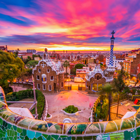 Romantic Barcelona City Breaks City Break Honeymoons
