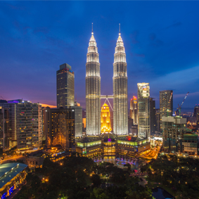Romantic Kuala Lumpur City Breaks City Break Honeymoons