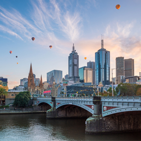 Romantic Melbourne City Breaks City Break Honeymoons