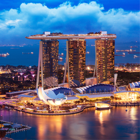 Romantic Singapore City Breaks City Break Honeymoons